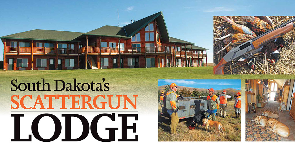 """Gun Dog"" features ScatterGun Lodge"